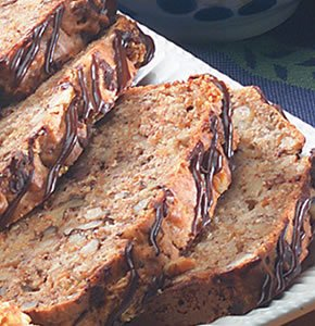 chocolate_speckled_double_banana_bread