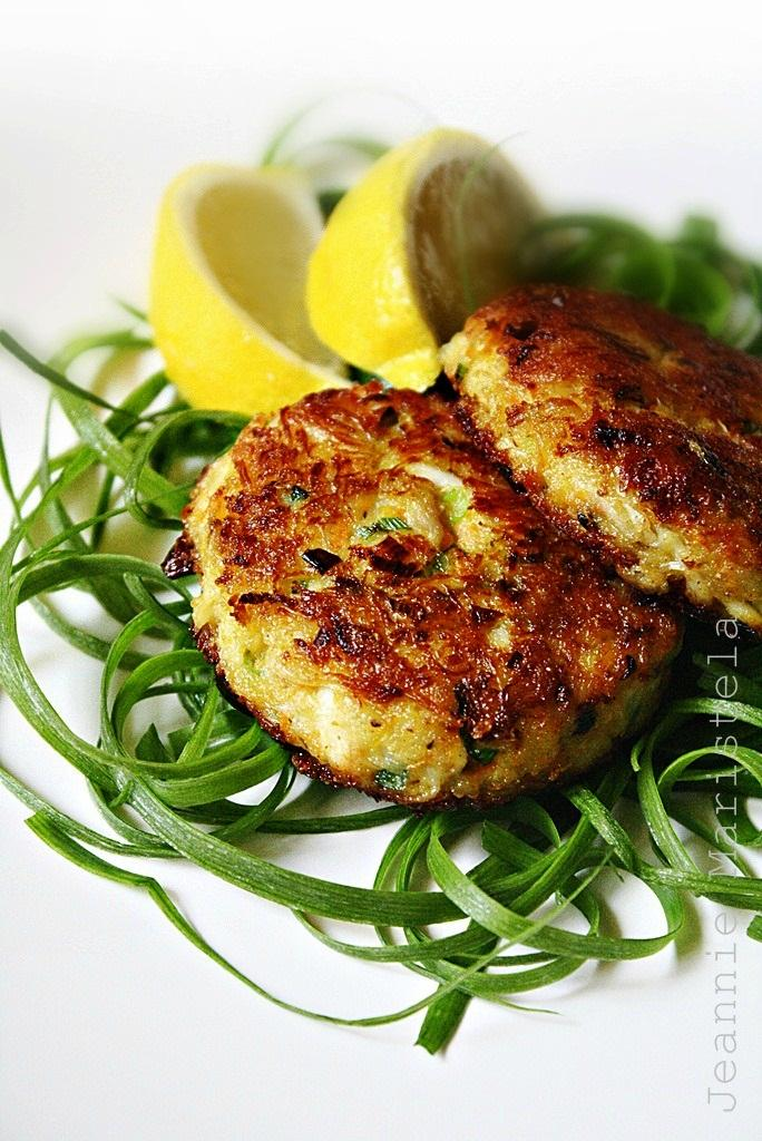 Crab Cakes With Capers