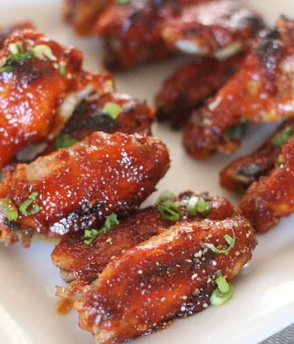 Korean chicken wings recipe - photo#8