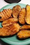 TheseQuick And Easy Grilled Potatoes take less time and turn out just as good, if not better, than an old fashioned grilled potato.