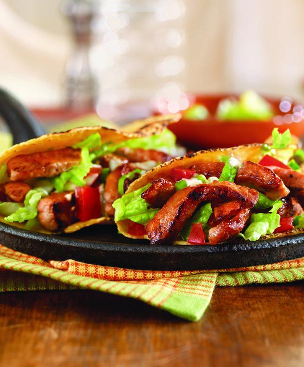 Southwest Pork Tacos Perfected