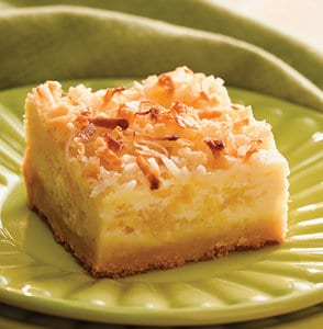 Tropical Dessert Bars Stl Cooks