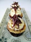 TheseTiramisu Cupcakes are beyond words and taste just like everyone's favorite Italian dessert, tiramisu.
