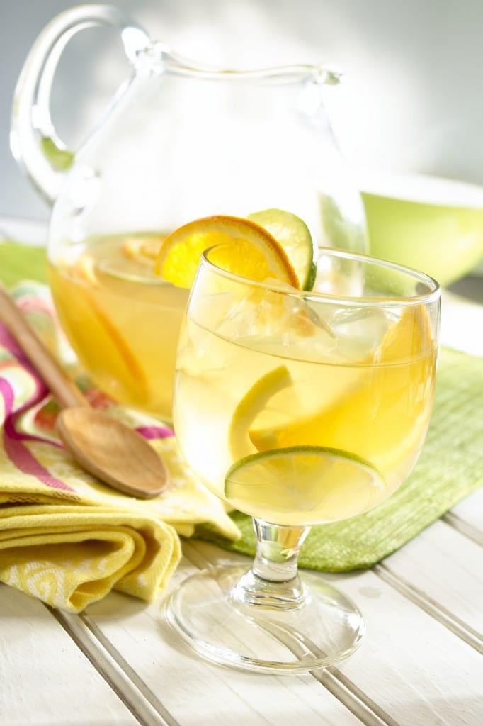 White Citrus Sangria | STL Cooks