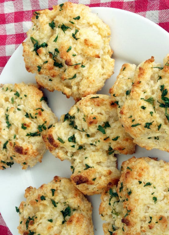 Chipotle Cheddar Biscuits - STL Cooks