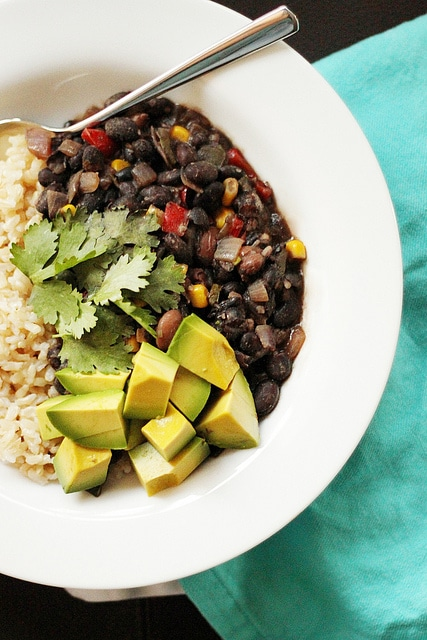 rice simple cuban black beans with black beans and rice to cuban beans ...