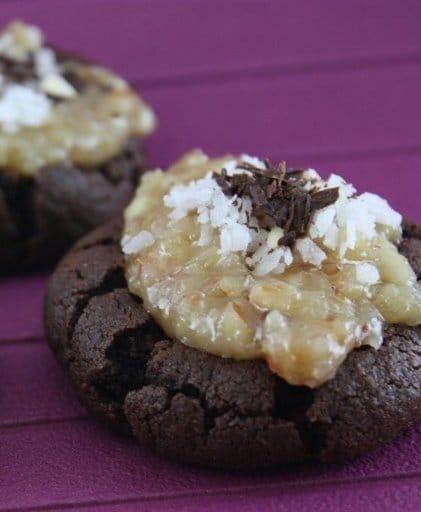 german_chocolate_cookies