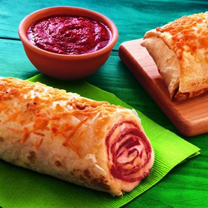 Combine two kid-friendly foods for a great lunch or dinner—everyone will love our quick and easy pizzadilla recipe! This recipe was originally inspired by the kids, but the adults love them too!