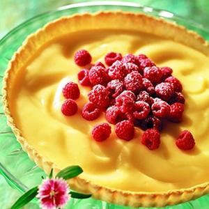Raspberry-Lemon Tart - STL Cooks