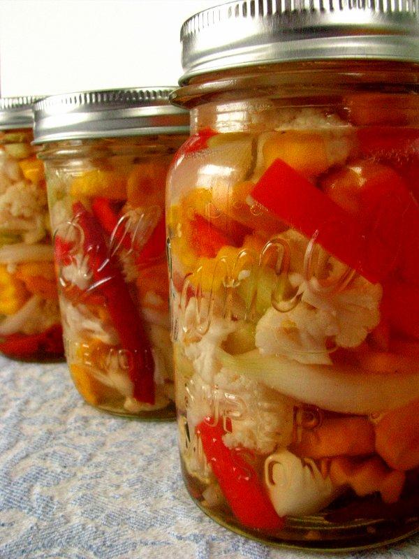 Mexican Pickled Vegetables Stl Cooks