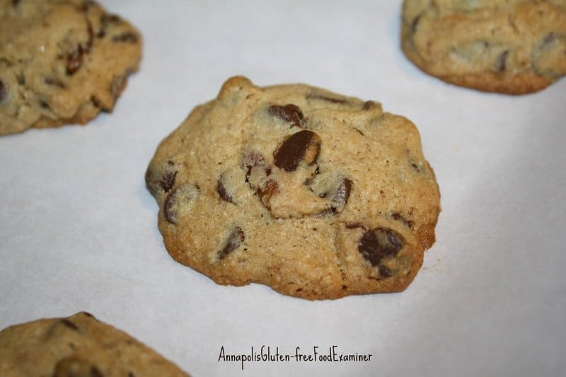 The Best Gluten-free Chocolate Chip Cookies - STL Cooks