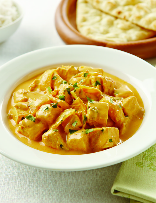 Indian spices add a ton of flavor to this Tofu Tikka Masala. Soon to become a meatless favorite with your family!