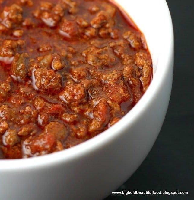 best beef chili recipe winner