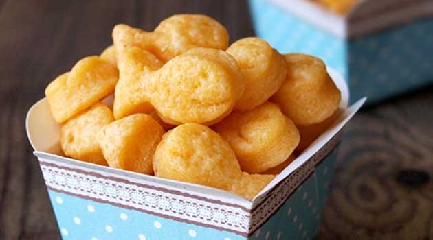 Homemade Goldfish Crackers Recipe - STL