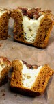 Jumbo Cheesecake Stuffed Pumpkin Muffins with Toffee Streusel – These muffins are one of the best things you will ever wrap your mouth around.