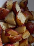 The single fastest way to get 5 pounds of potatoes to disappear? These Roasted Ranch Potatoes, that's how! Good thing they are super easy to make.