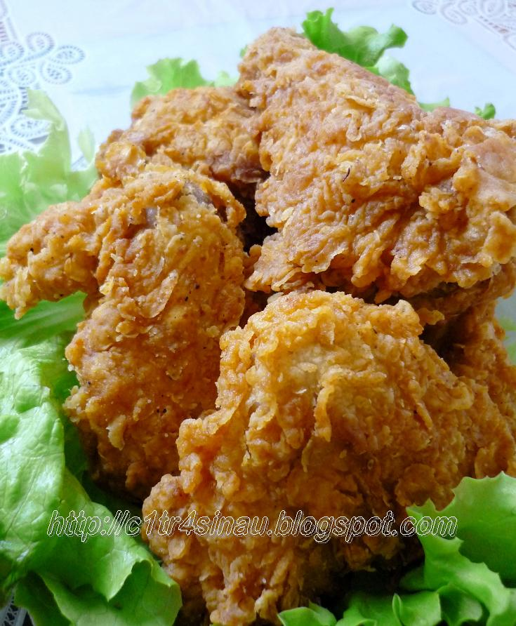 Crispy Fried Chicken Recipe Super crispy fried chicken