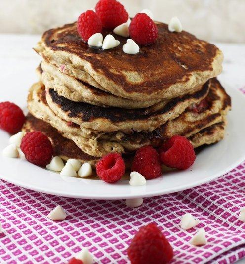 Raspberry_and_White_Chocolate_Whole-Wheat_Pancakes
