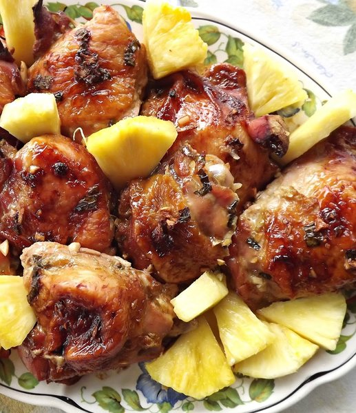 This recipe for Hawaiian Chicken will take your taste buds on a summery, tropical vacation...any time of the year!