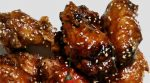 Here is yet another Korean fried chicken recipe that we made recently with a sweet & spicy glaze. We have been yearning for something hot and spicy and we finally got it.
