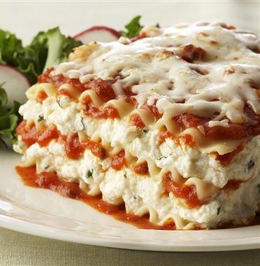 Ricotta Cheese Lasagna - STL Cooks