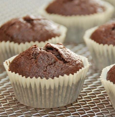 Triple Chocolate Banana Bread Muffins Recipes — Dishmaps