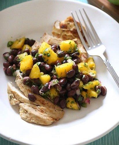 Grilled Mangoes With Jalapeno Vinaigrette Recipes — Dishmaps