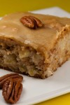 Apple Cake Recipe – This is my favorite cake, I have tried many apple cakes over the years and this is a winner!! So moist and dense, with a caramel taste, cannot say enough, just try it and see.