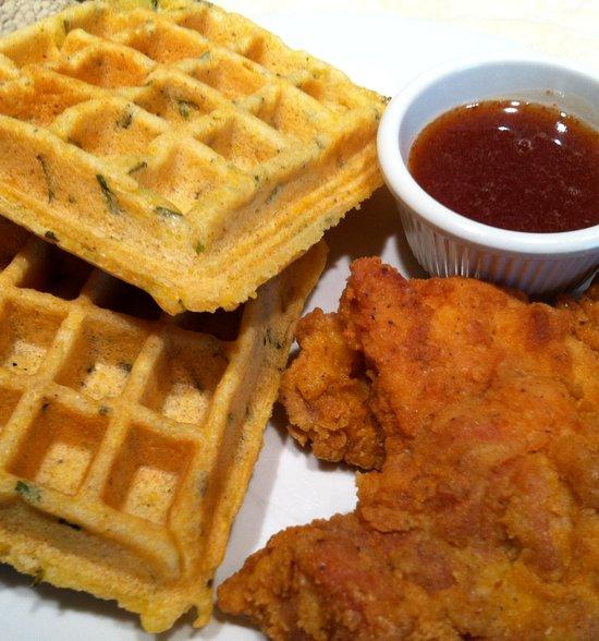 chicken_and_savory_cornbread_waffles_gluten_free_and_dairy_free