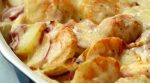 Recipe for Scalloped Potatoes – A rich and creamy side dish of potatoes and cheese that everyone is sure to love!