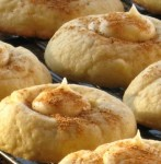 Recipe for Eggnog Thumbprint Cookies