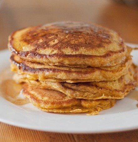 Easy Pumpkin-Maple Breakfast Soufflés Recipe — Dishmaps