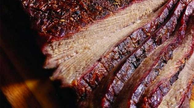 Here is a fall-apart tender, juicy, flavorful and easy Slow-cooker Brisket recipe! The only Slow-cooker brisketrecipe you will EVER need!