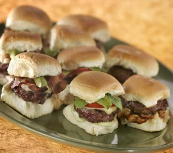 Super Simple Sliders - STL Cooks