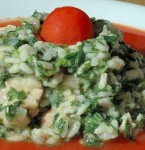 thumb_spinach chicken risotto