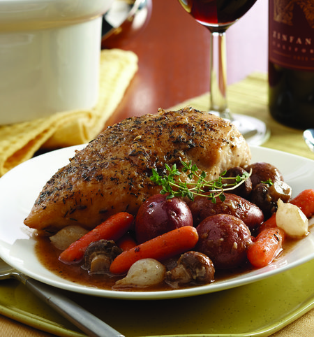 Quick and healthy slow cooker chicken and potatoes stl cooks Quick and healthy slow cooker recipes