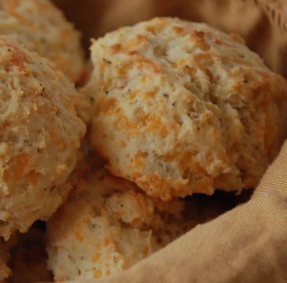 Cheese Biscuits - STL Cooks