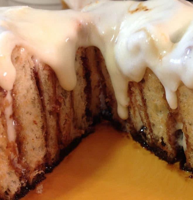 Recipe for Copycat Cinnabon Cinnamon Rolls