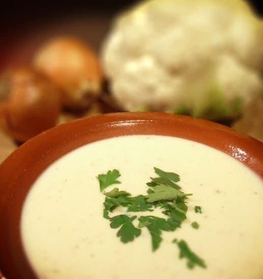Recipe for Cauliflower Soup