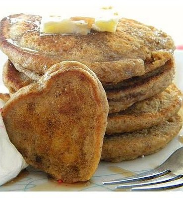 Recipe for Gingerbread Pancakes