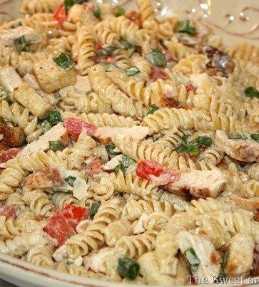 Chicken Caesar Pasta Salad   STL Cooks
