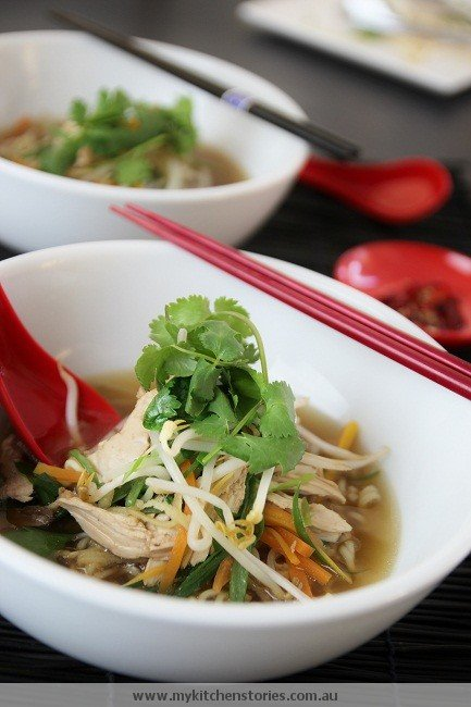 Recipe for Chicken Noodle Soup