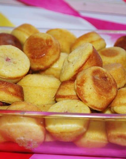 Recipe for Mini Corn Dog Muffins