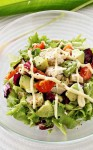 Recipe for Avocado Chicken Salad – This quick and easy chicken salad recipe is perfect for a light lunch or dinner.
