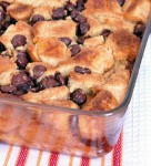 Recipe for Chocolate Chip French Toast Casserole