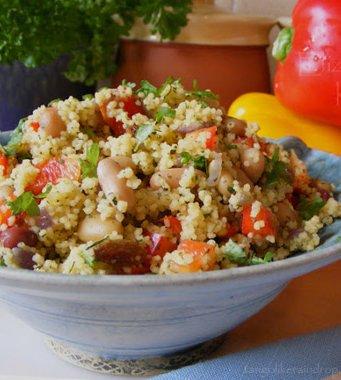 Recipe for Couscous Salad