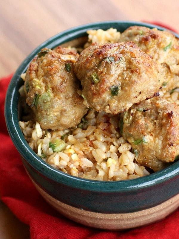 Asian-meatballs