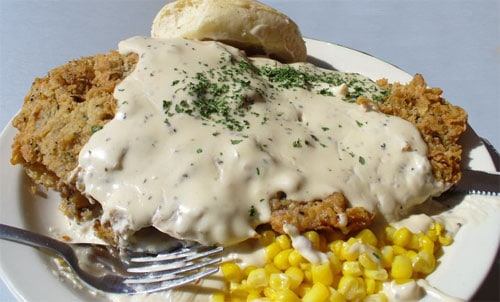 ... fried steak with white gravy country fried steaks with sweet onion