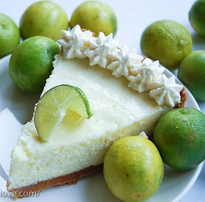 Recipe for The Best Key Lime Pie