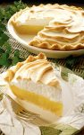 """Created in the early 1900s, this pie was touted as """"magic."""" Adding lemon juice to Eagle Brand creates a rich, creamy filling, without cooking, that is easy to make, delicious every time and never fails, even for first-time bakers."""